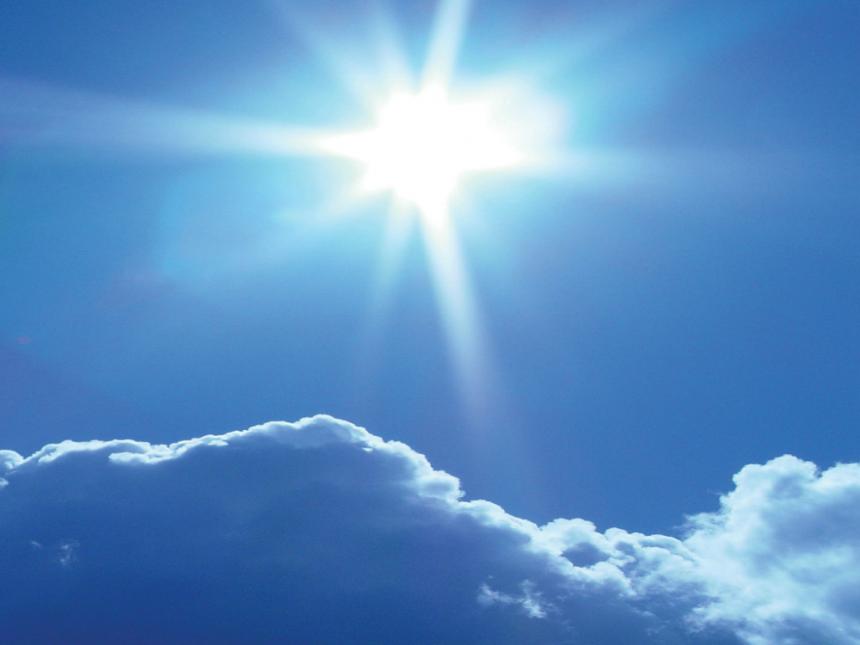Наредне седмице сунчано и топло