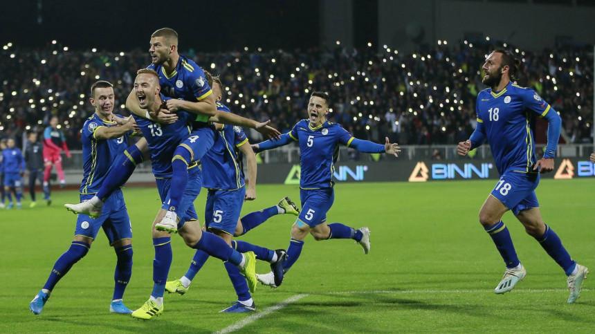 """Kosovo"" direktno na Evropskom prvenstvu?!"