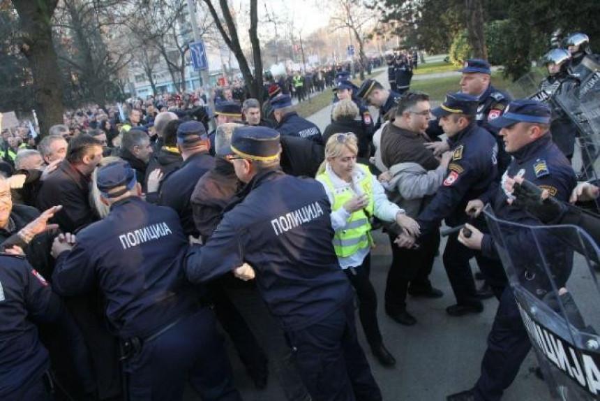 Sindikati Srpske izlaze na proteste