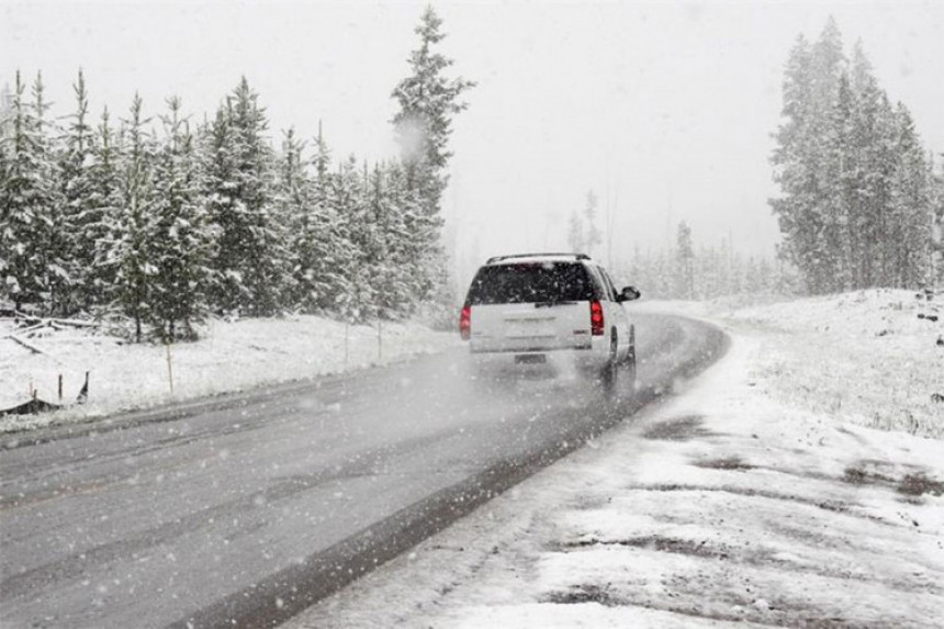 U subotu u RS obilniji snijeg