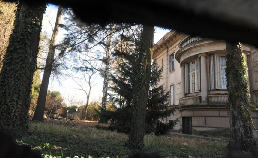 Čeka se ostavina: Jovankina vila trune