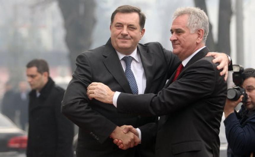 Dodik: Nikolić zaslužuje još jedan mandat