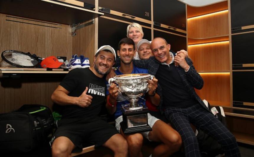 Artaldi: Novak može da dostigne Rodžerov rekord!