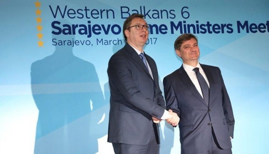 Vučić: Važni odnosi Srba i Bošnjaka