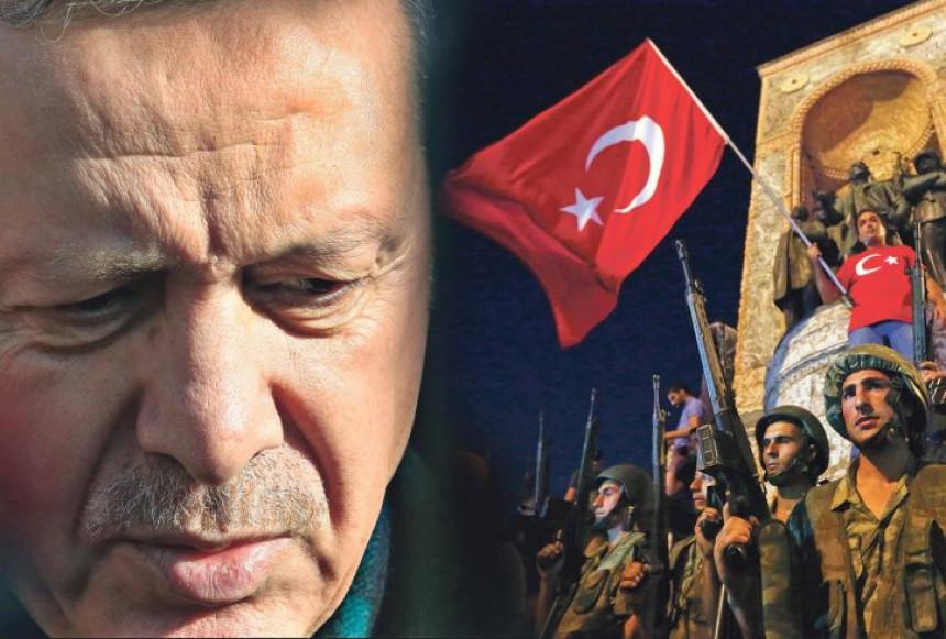 Vlast ponovo u Erdoganovim rukama!