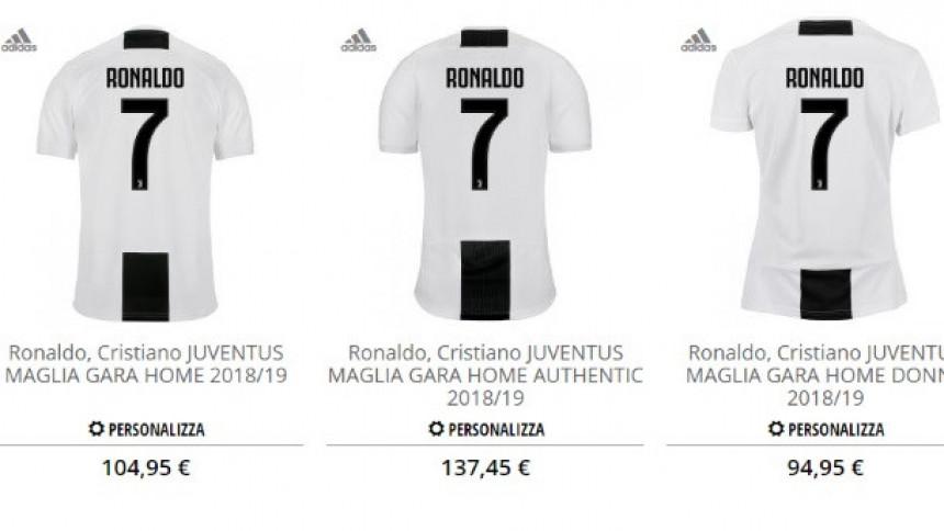 Ronaldo se isplatio Juventusu za JEDAN DAN!!!