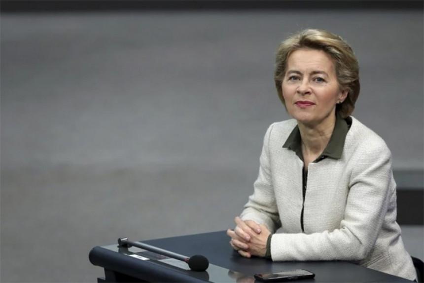 Izabrana nova predsjednica EK