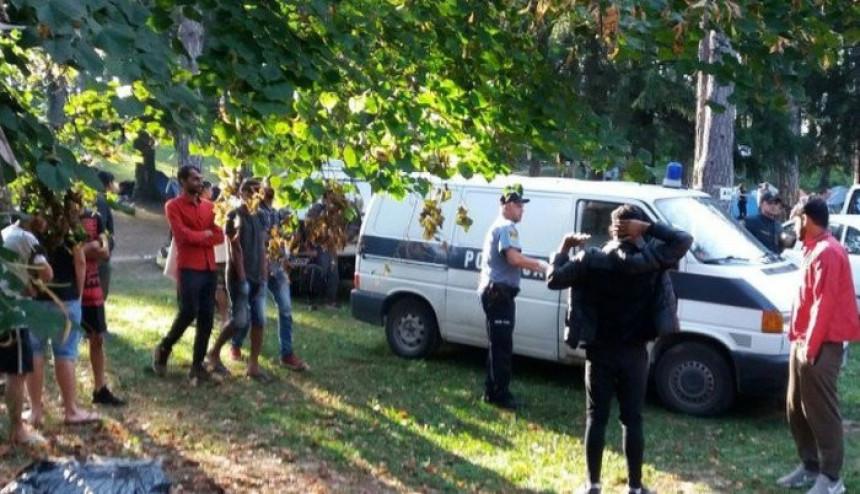 Bihać: Migranti na udaru MUP-a
