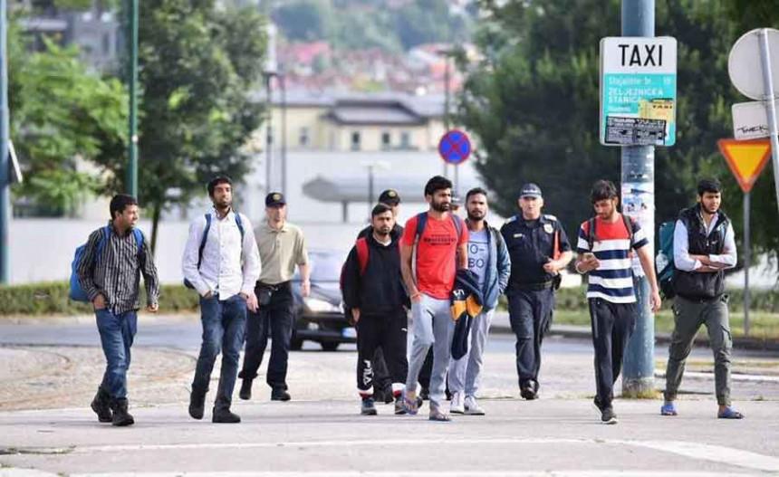 Za prebacivanje migranata uzimali 4000 evra