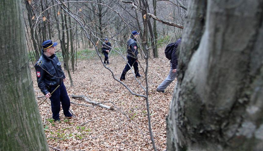 Žena krenula iz Čelinca u Minhen, zalutala u šumi