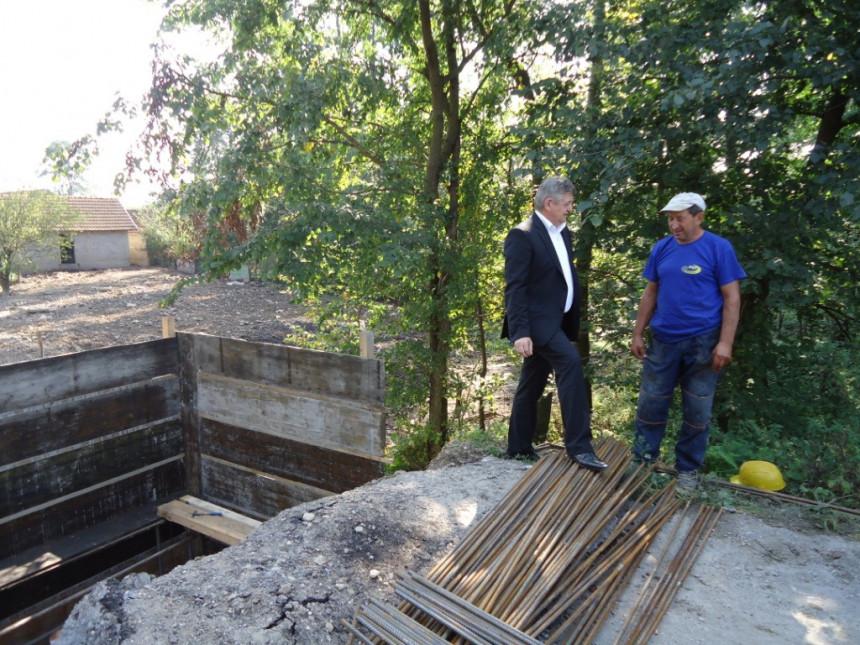 Bijeljina: Novi most Dijelovi - Popovi
