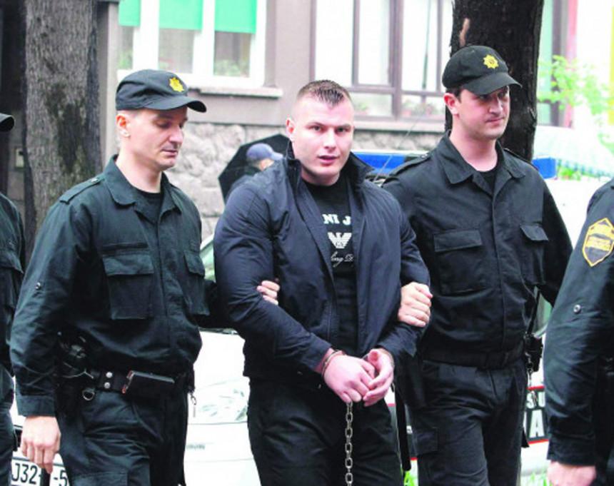 Šerak iz zeničkog zatvora prebačen u KPZ u Sarajevu