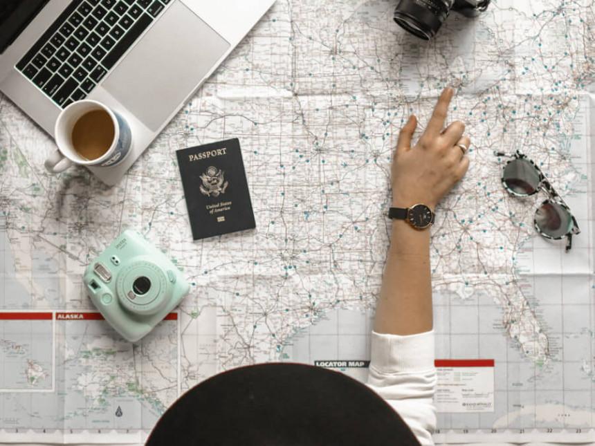 Trikovi za manje para za putovanja