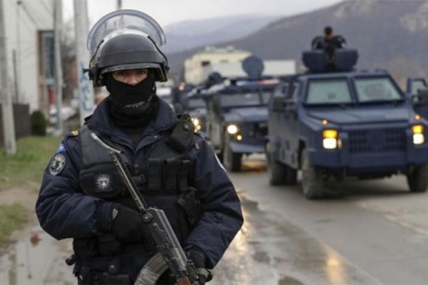 Akcija jedinica Rosu, uhapšena dvojica Srba