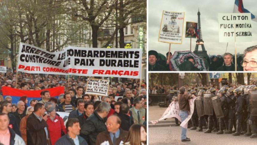 Kako su Francuzi 1999. branili Srbe?