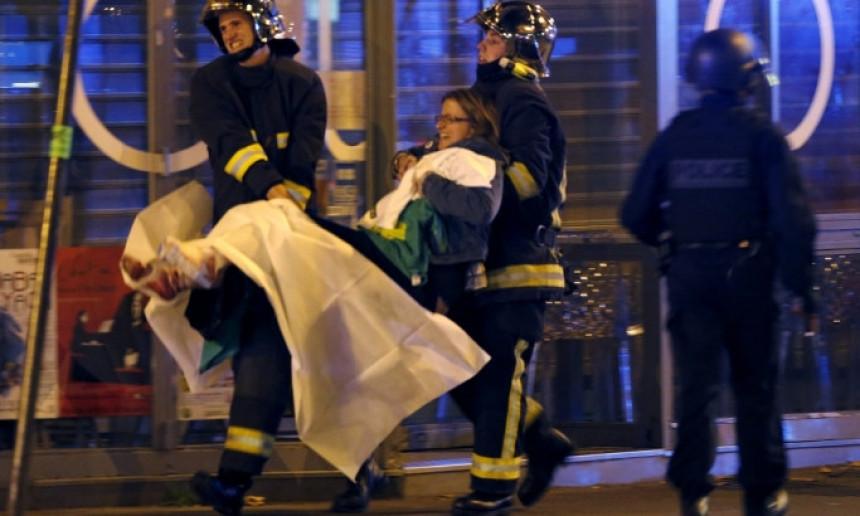 Stabilno stanje Srba povrijeđenih u Parizu