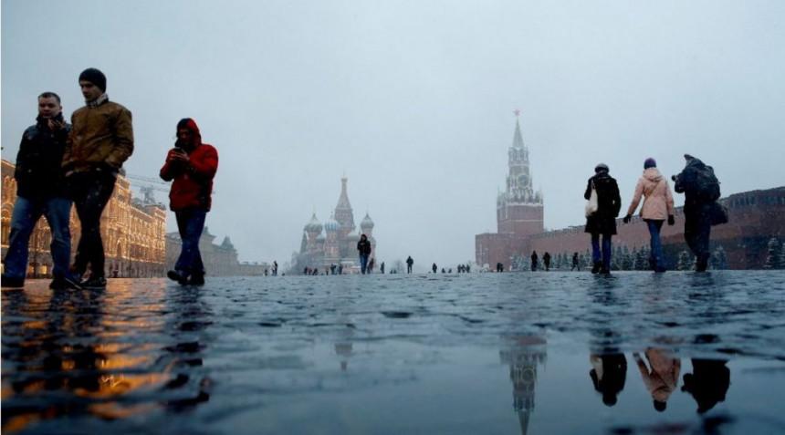 Moskva imala 6 minuta sunca