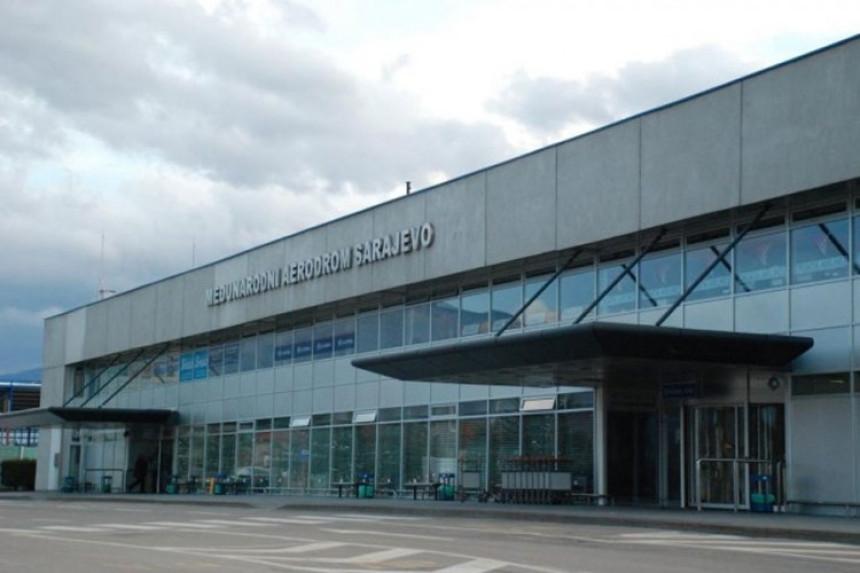 Zbog vjetra otkazani letovi u Sarajevu