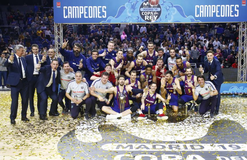 И спектакл и скандал: Барселона опет узела Куп краља!