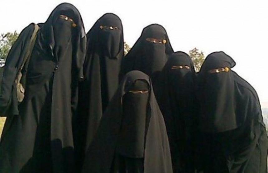 Zabrana burki: Kazna 150 €