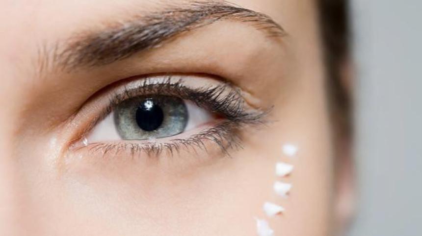 Području oko očiju neophodna posebna pažnja