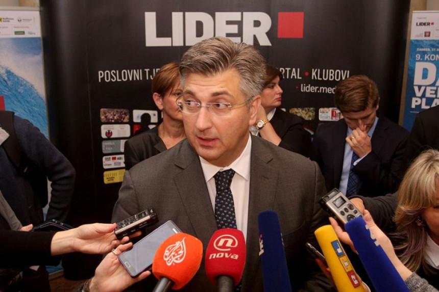 Plenković smijenio tri ministra