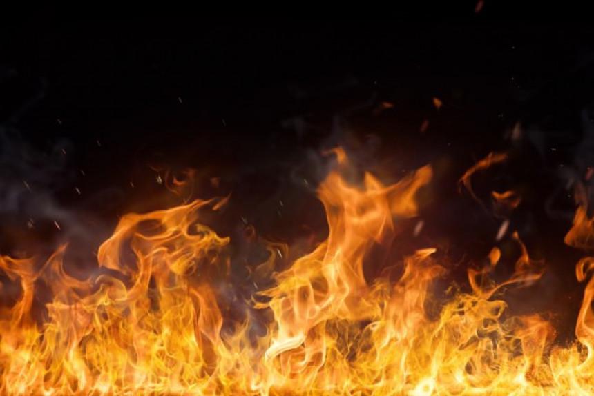 Moskva: Izbio požar u hotelu