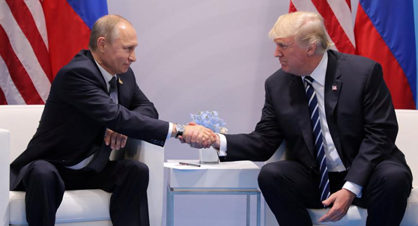 Više povjerenja Vladimiru Putinu