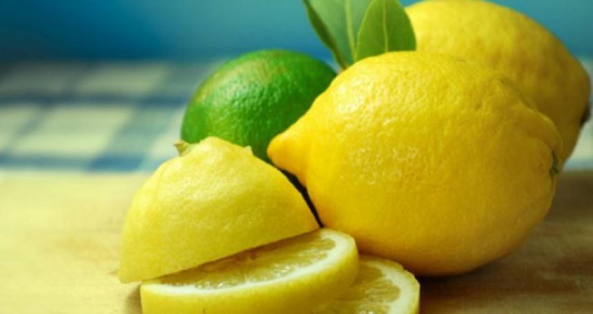Limun protiv alergije i za dobar glas