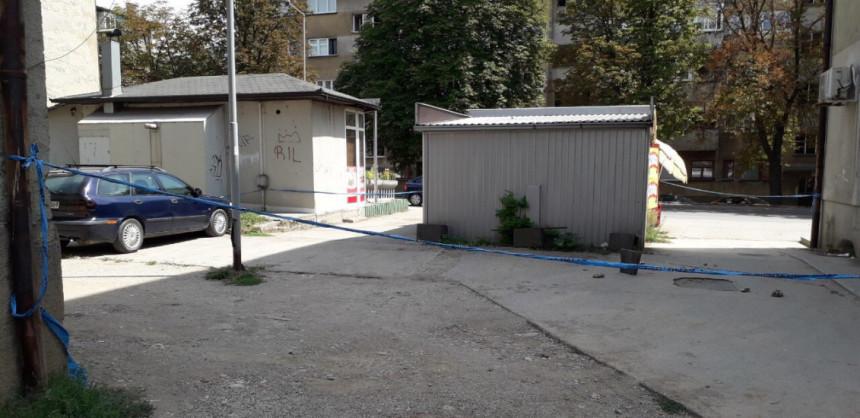 Muškarac upucan u nogu, u blizini se igrala djeca