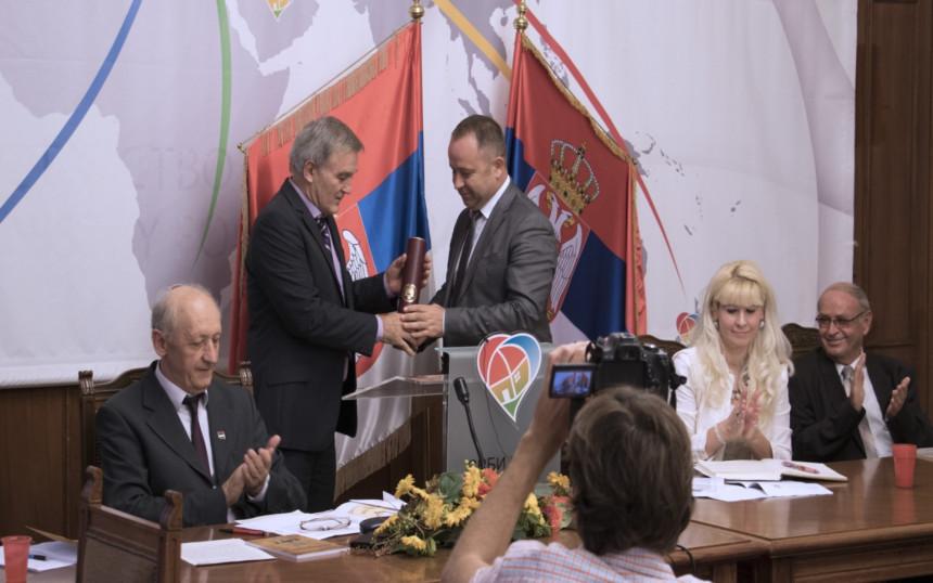 Maksimović član Srpske kraljevske akademije