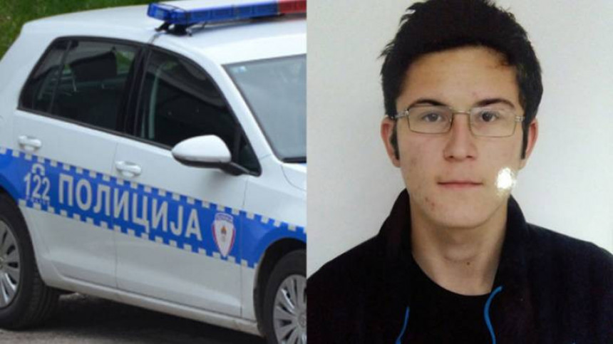 Kraj potrage: Pronađen učenik Nemanja Erić