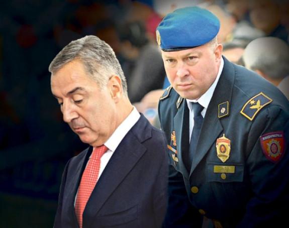 Tužilaštvo CG: Dikić došao da ukloni Mila