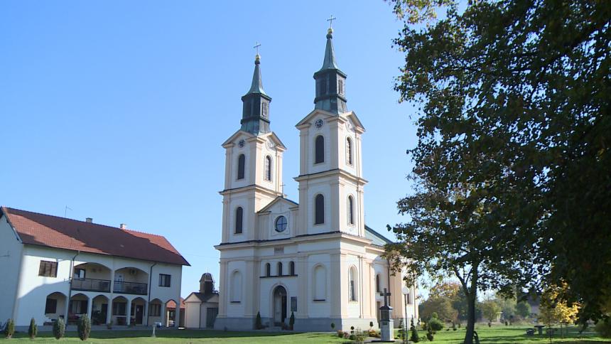 Obnova svetinje sela Brodac