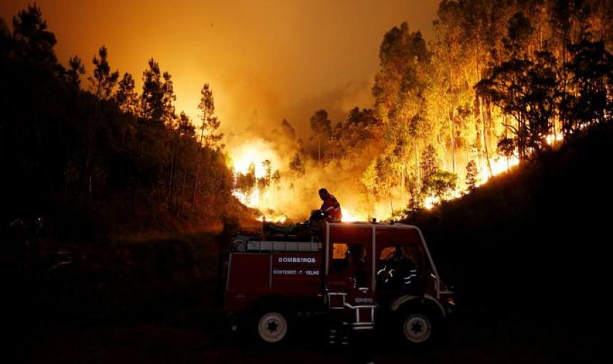 Trodnevna žalost za žrtvama požara