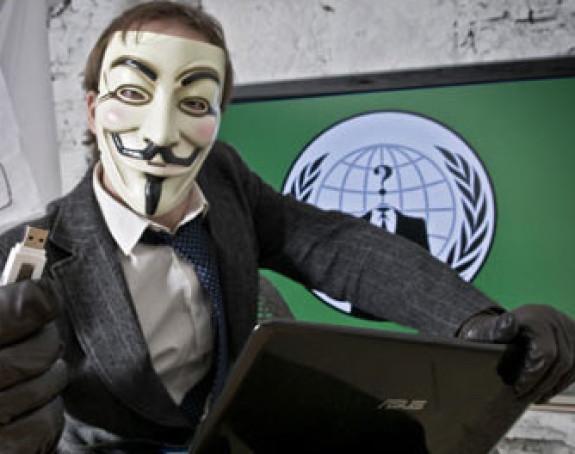 Anonimusi šalju informacije o ID