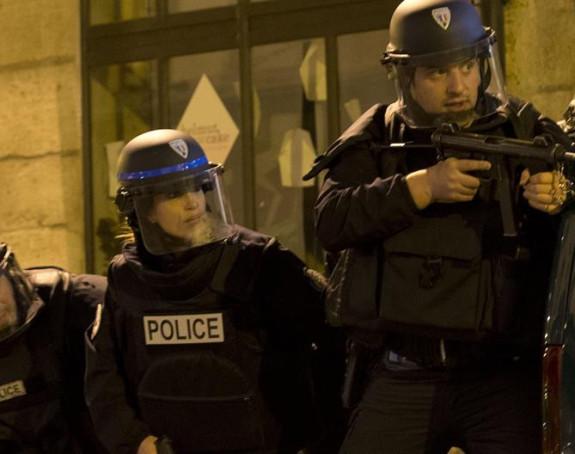 Francuska policija izvela 160 racija