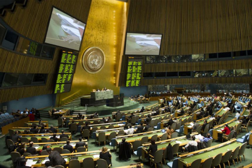 Ruski veto na rezoluciju SAD