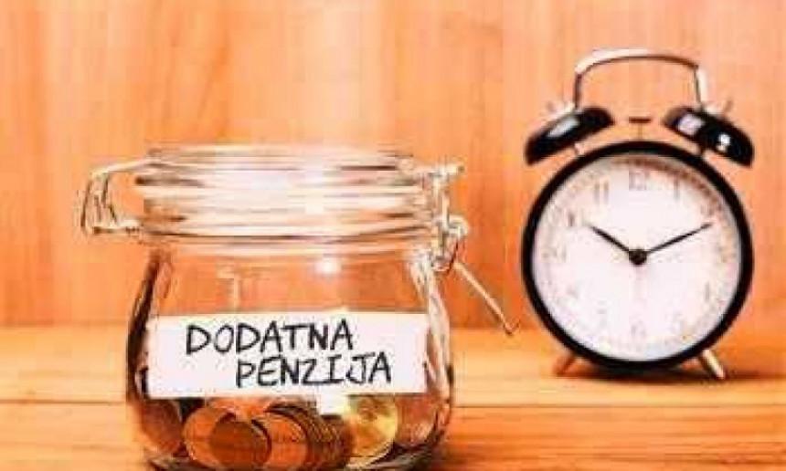 Kako građani mogu da štede za dodatnu penziju?