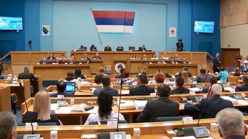 Danas izbor nove Vlade Srpske