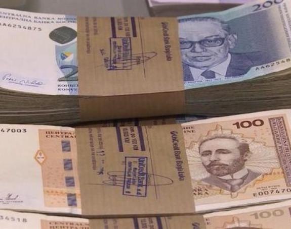 Trgovac otuđio 34.700 maraka