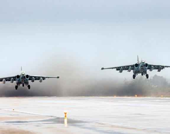 Случајан судар руских бомбардера