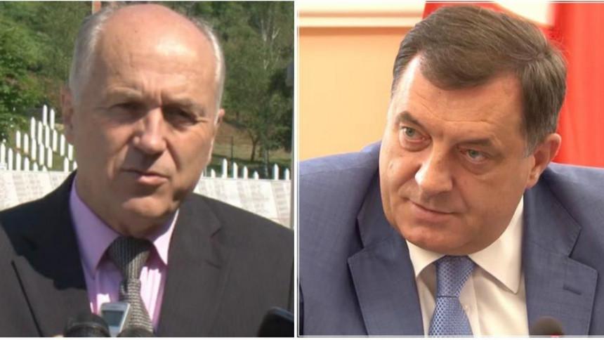 Sastanak: Dodik-Incko nakon dužeg vremena