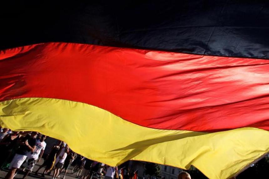 Kimove rakete mogu do Njemačke