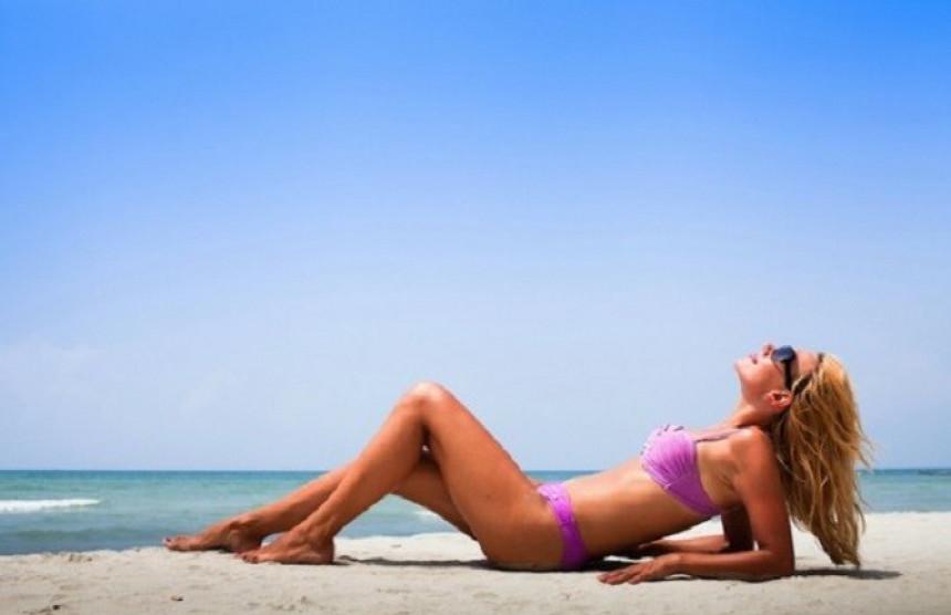UV zraci nadražuju kožu