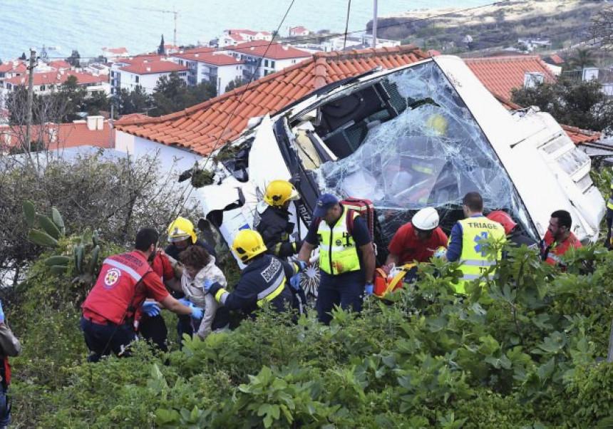 Bilans nesreće: 29 osoba poginulo