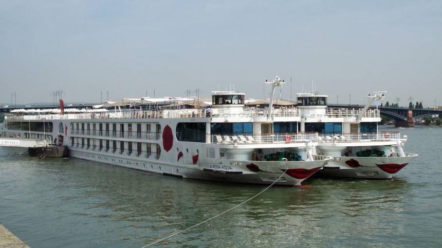 Plata na riječnom brodu 2.300 evra