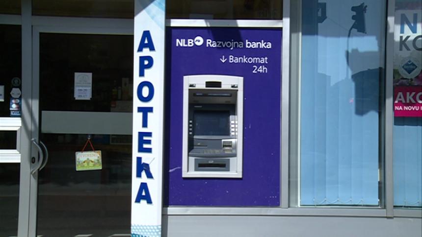 Pronađen SKIMER na bankomatu u Bijeljini