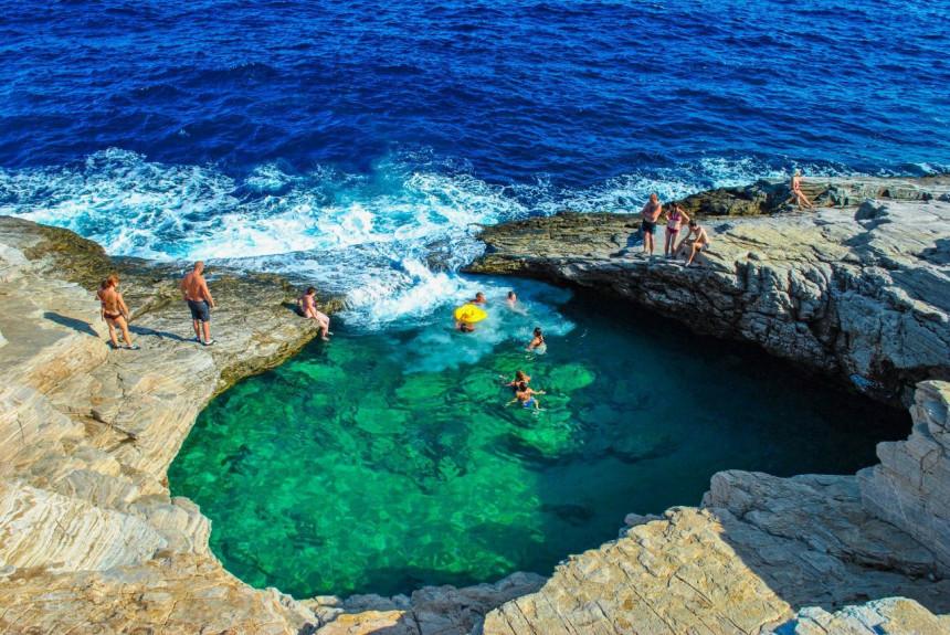 Najljepša grčka ljetovališta za porodični odmor