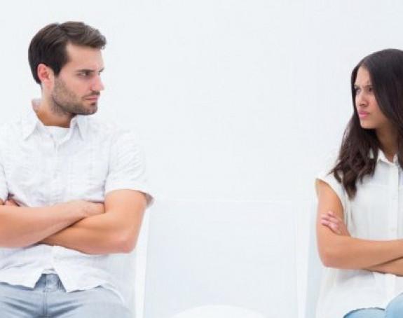 Bračne svađe zadaju glavobolje samo muškarcima